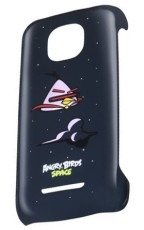 Etui Nokia CC-3060 Hard Cover Angry Birds Lazer do Asha 308 / 309