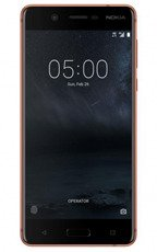 NOKIA 5 Single SIM Miedziana 16GB LTE